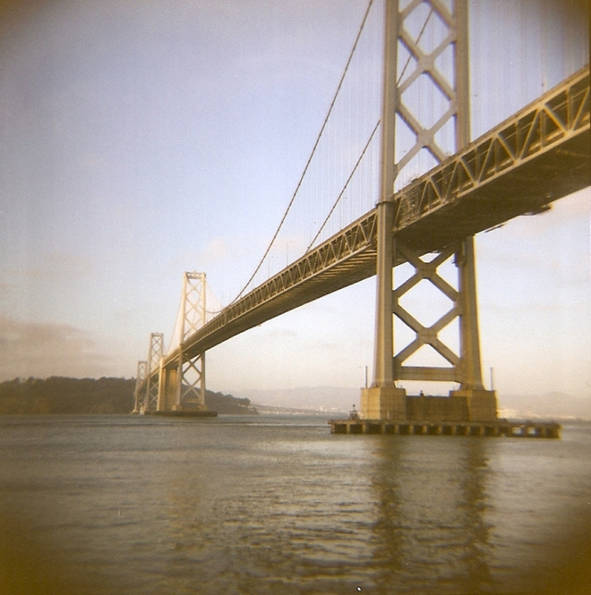 Celebrating the creative life and finding beauty in the for Golden gate bridge jewelry